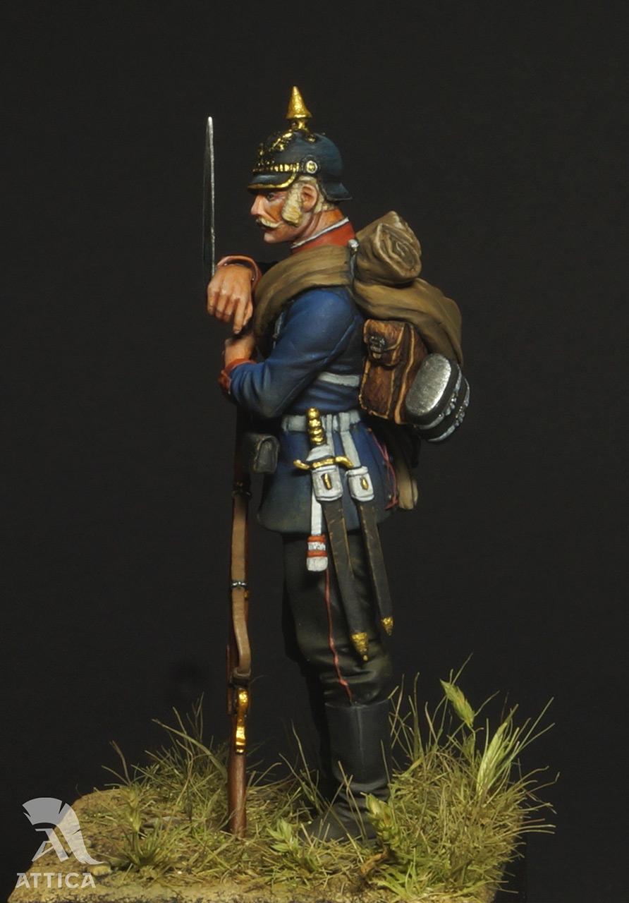 Фигурки: Прусский солдат, фото #7
