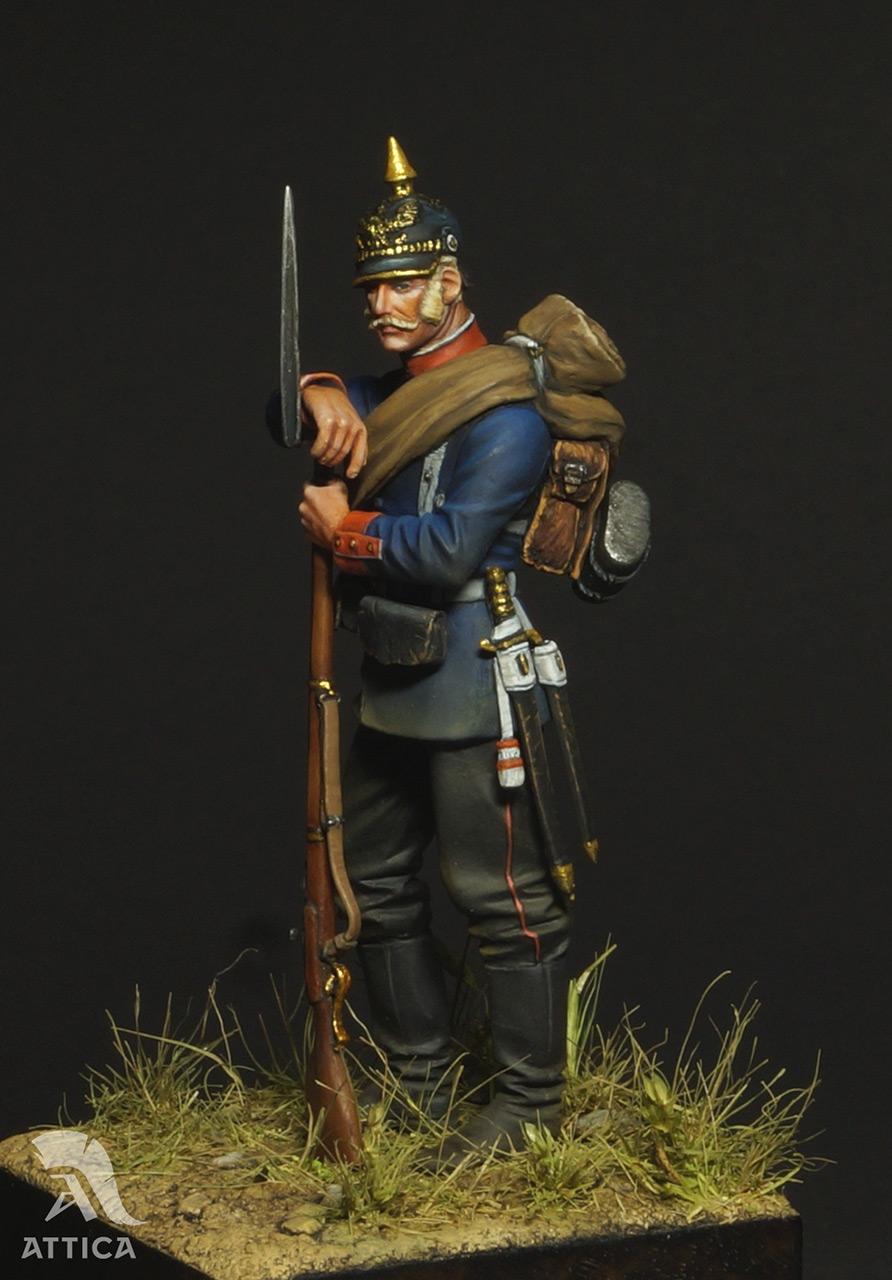Фигурки: Прусский солдат, фото #8
