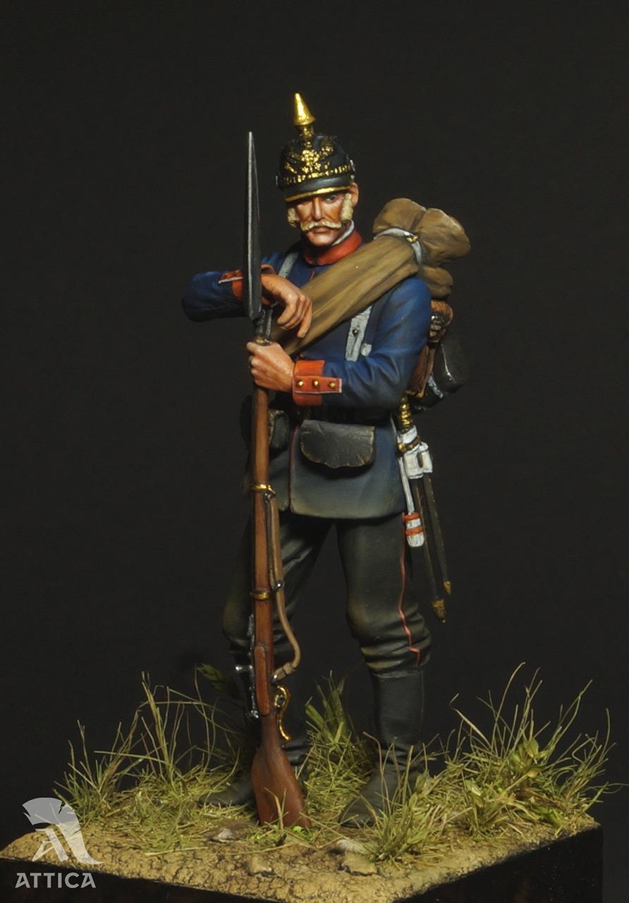 Фигурки: Прусский солдат, фото #9