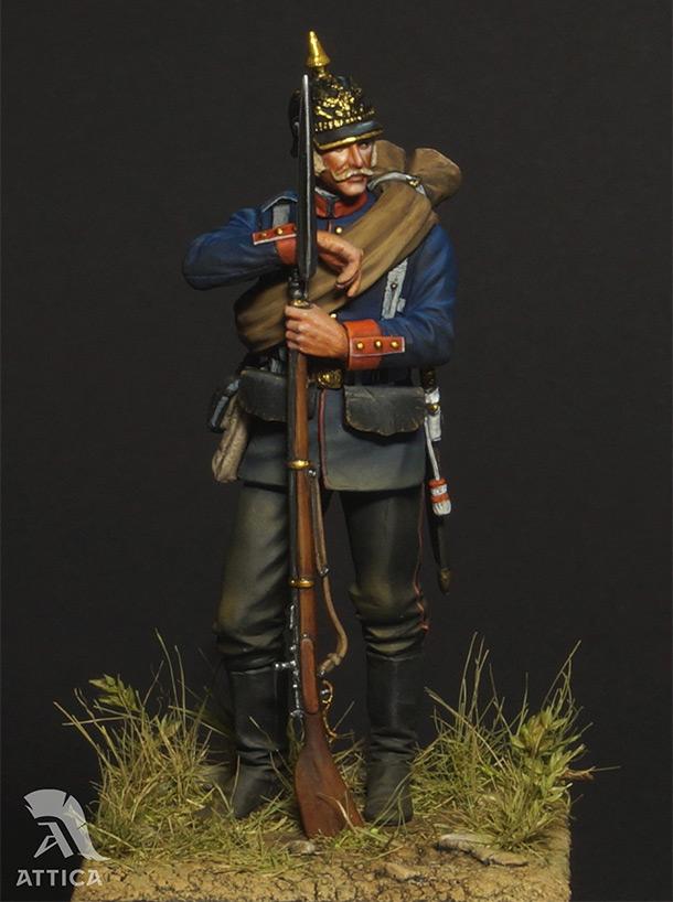 Фигурки: Прусский солдат