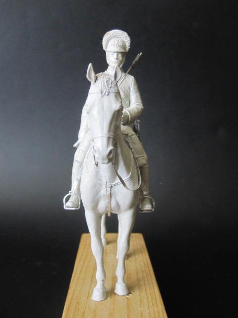 Скульптура: Драгун, 1913 г., фото #3