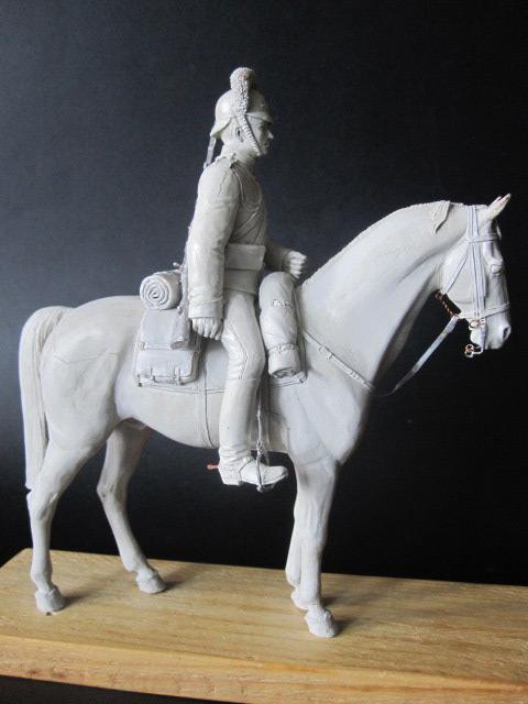 Скульптура: Драгун, 1913 г., фото #5