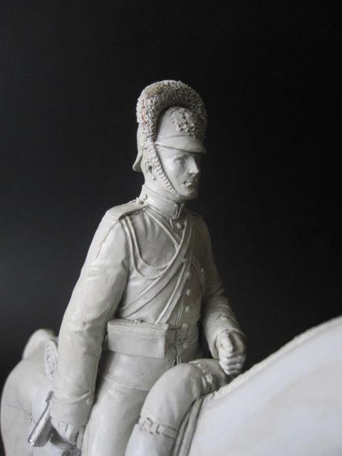 Скульптура: Драгун, 1913 г., фото #6