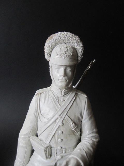 Скульптура: Драгун, 1913 г., фото #7
