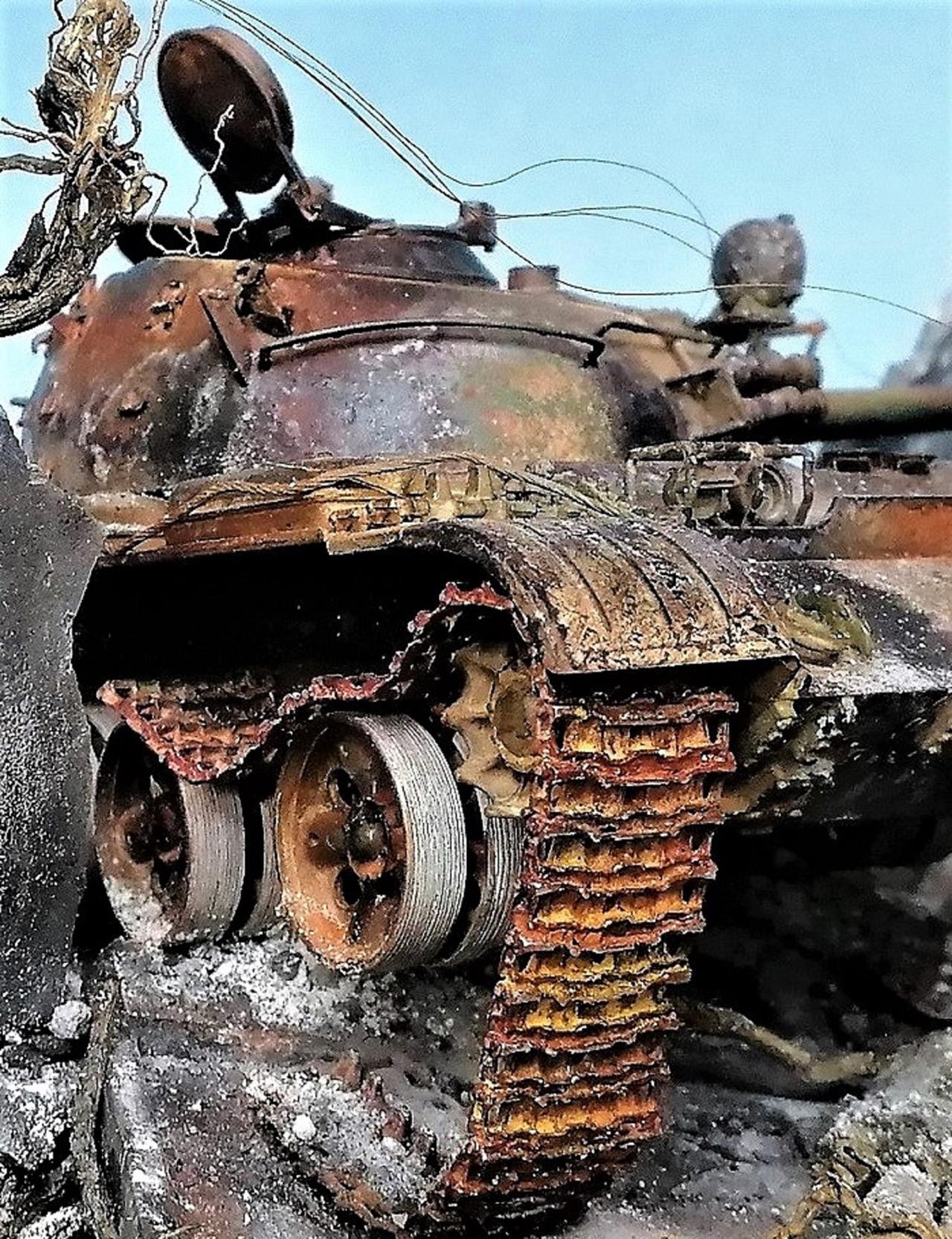 Диорамы и виньетки: Сквозь огонь истории, фото #31