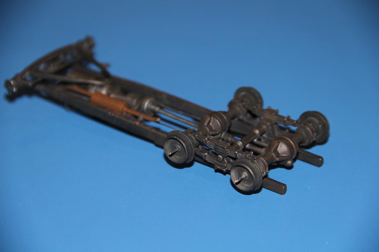 Диорамы и виньетки: Шлиссельбургская разведка, фото #20