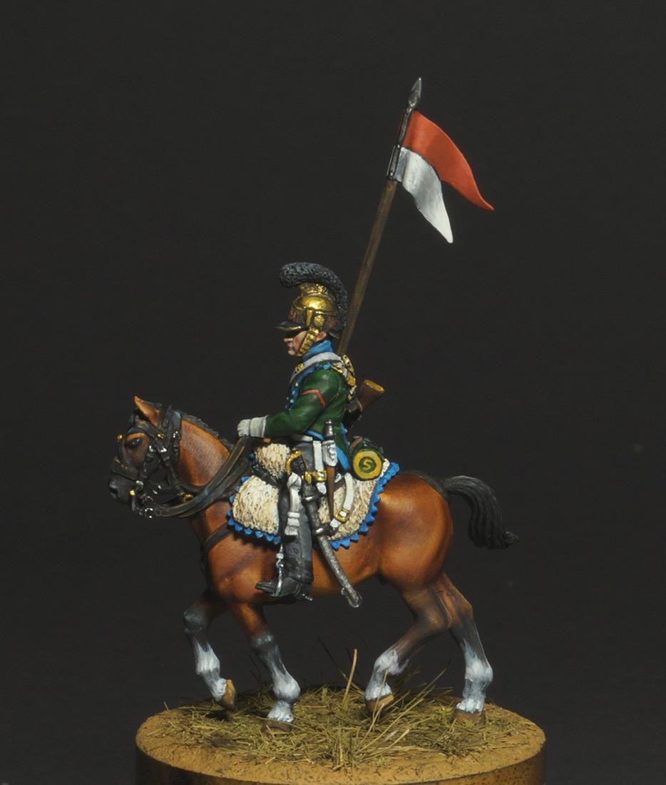 Фигурки: Рядовой 5 шеволежерского полка, фото #1