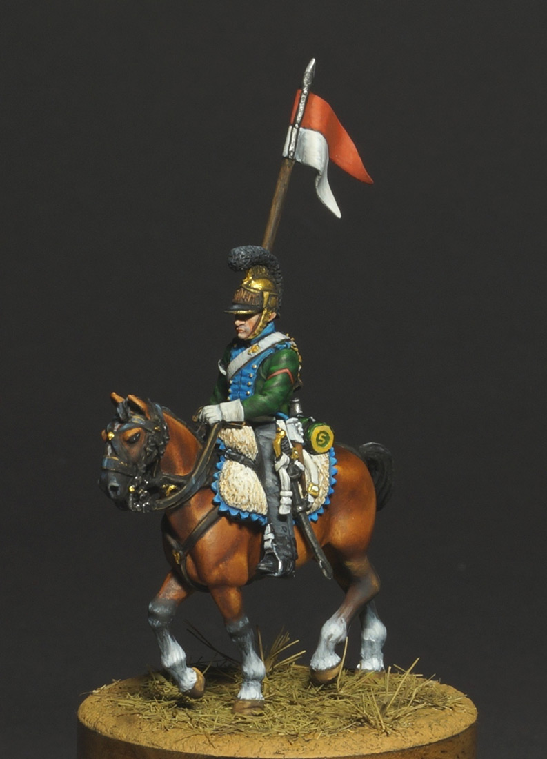 Фигурки: Рядовой 5 шеволежерского полка, фото #2