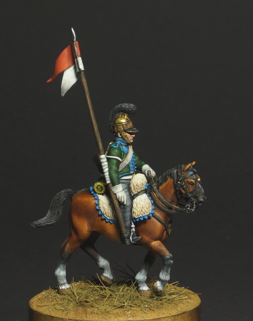 Фигурки: Рядовой 5 шеволежерского полка, фото #5