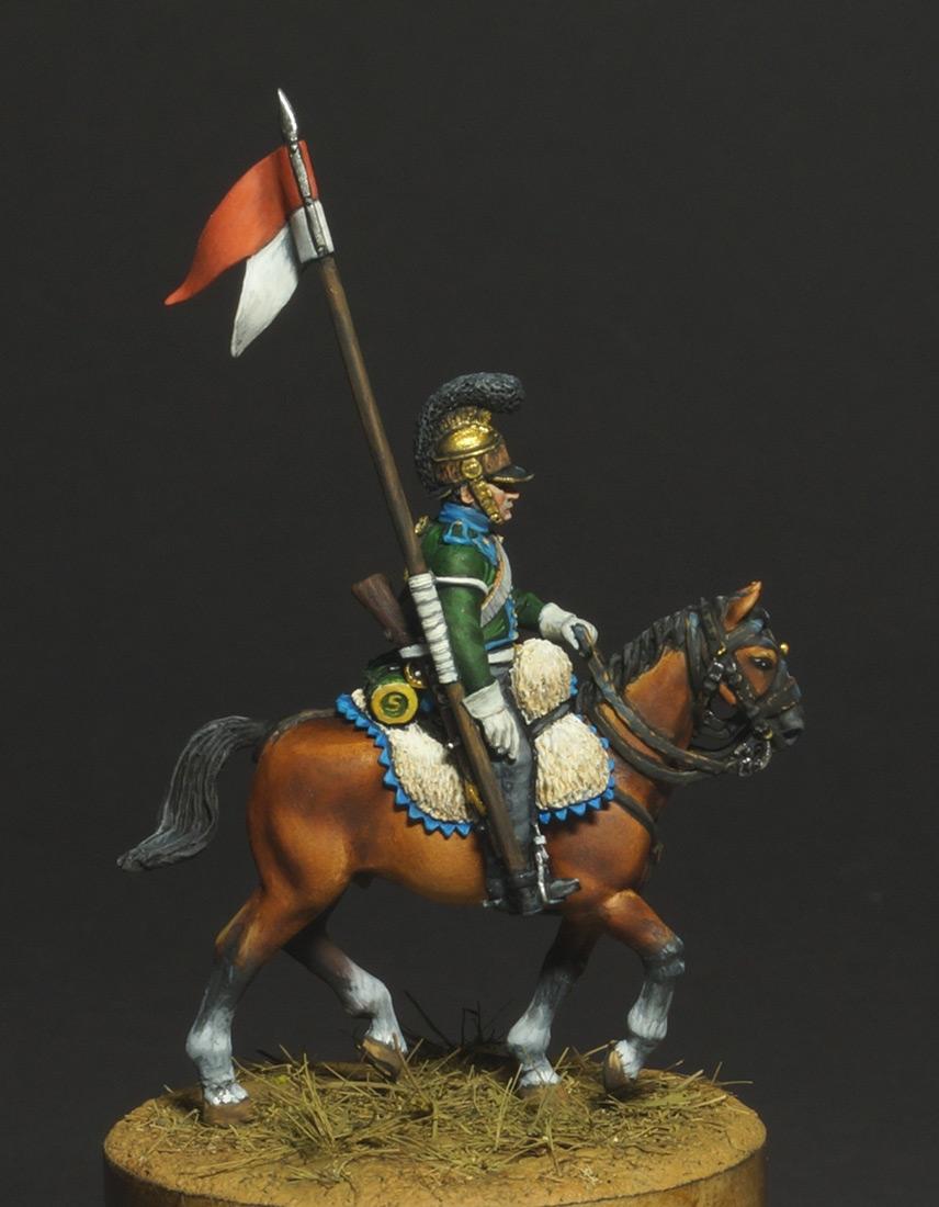 Фигурки: Рядовой 5 шеволежерского полка, фото #6