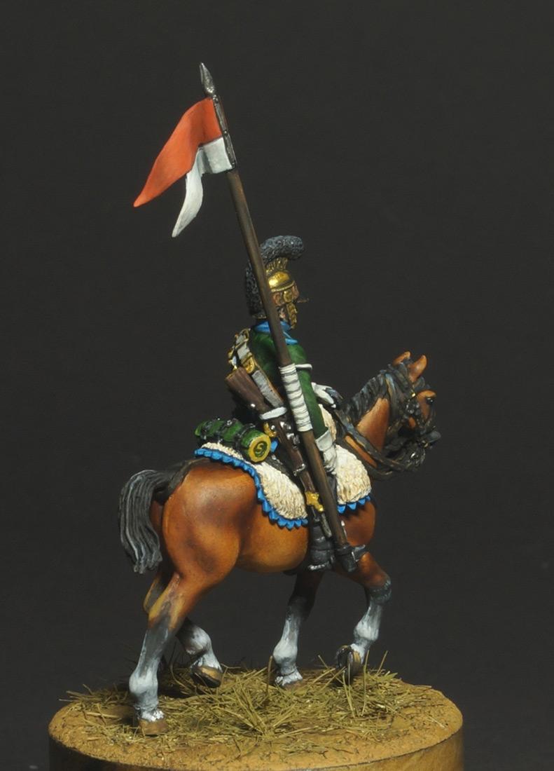 Фигурки: Рядовой 5 шеволежерского полка, фото #7
