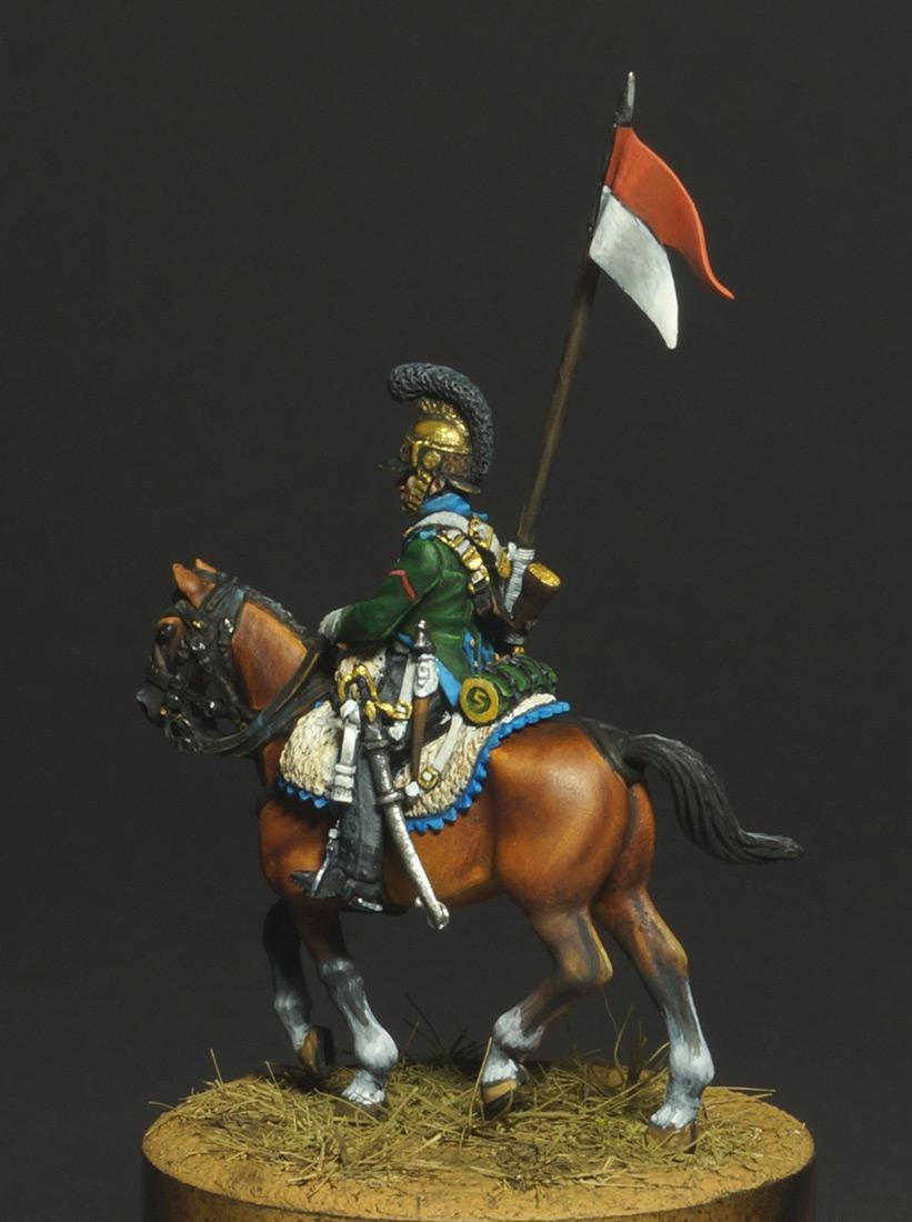 Фигурки: Рядовой 5 шеволежерского полка, фото #9