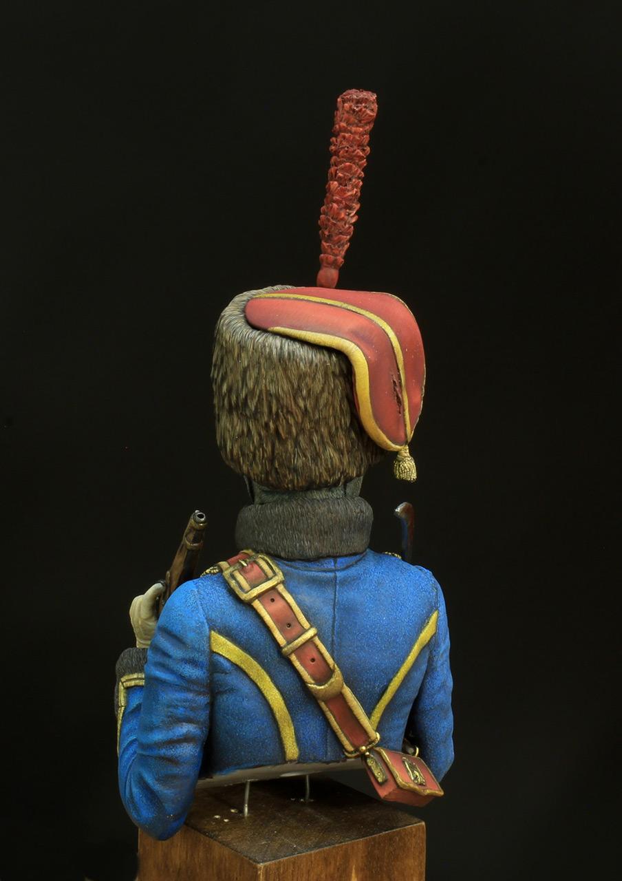 Фигурки: Гусар элитной роты 7-го полка, фото #4