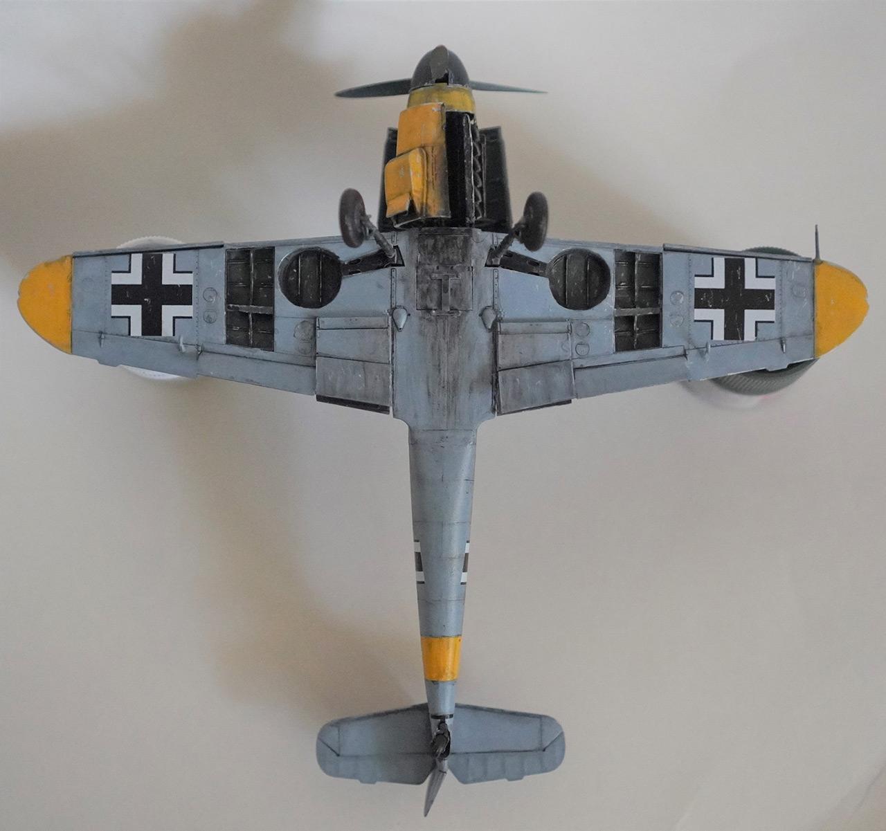Диорамы и виньетки:  Обслуживание Me-109F-4 , фото #14
