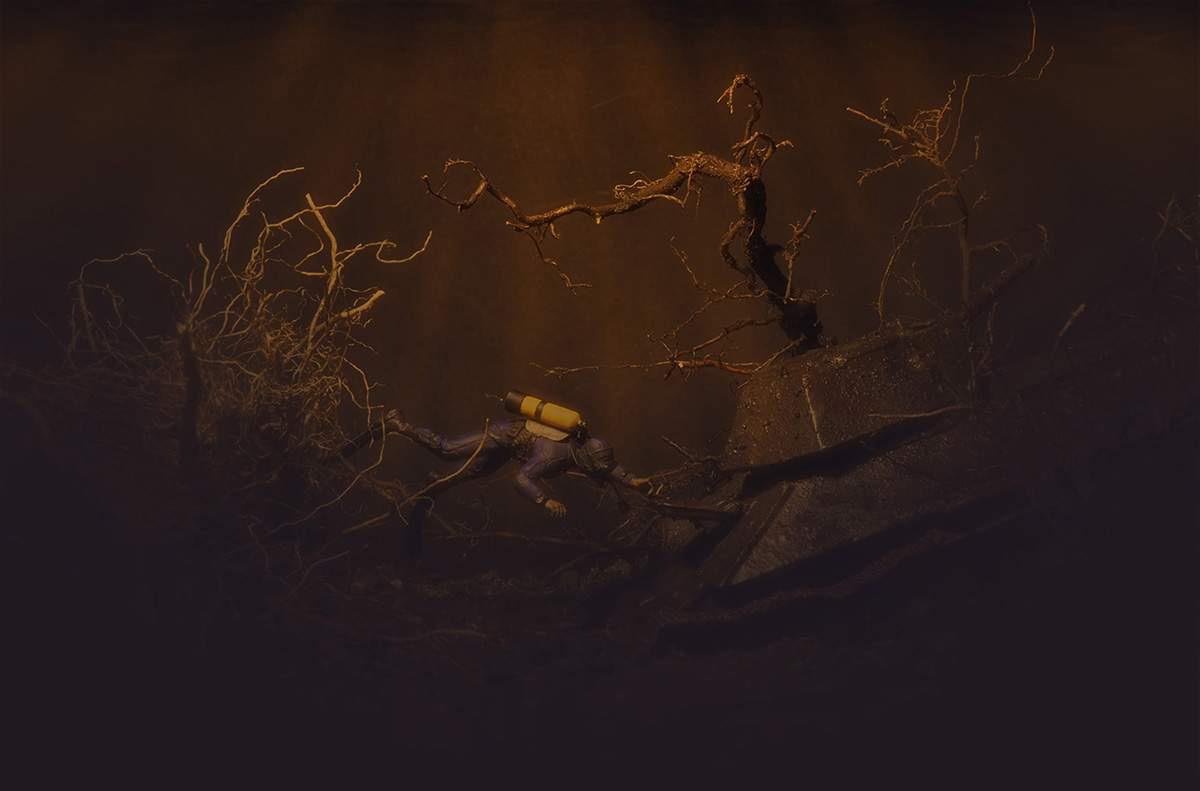 Диорамы и виньетки: Т-34/76 СТЗ. Возрождение героя, фото #8