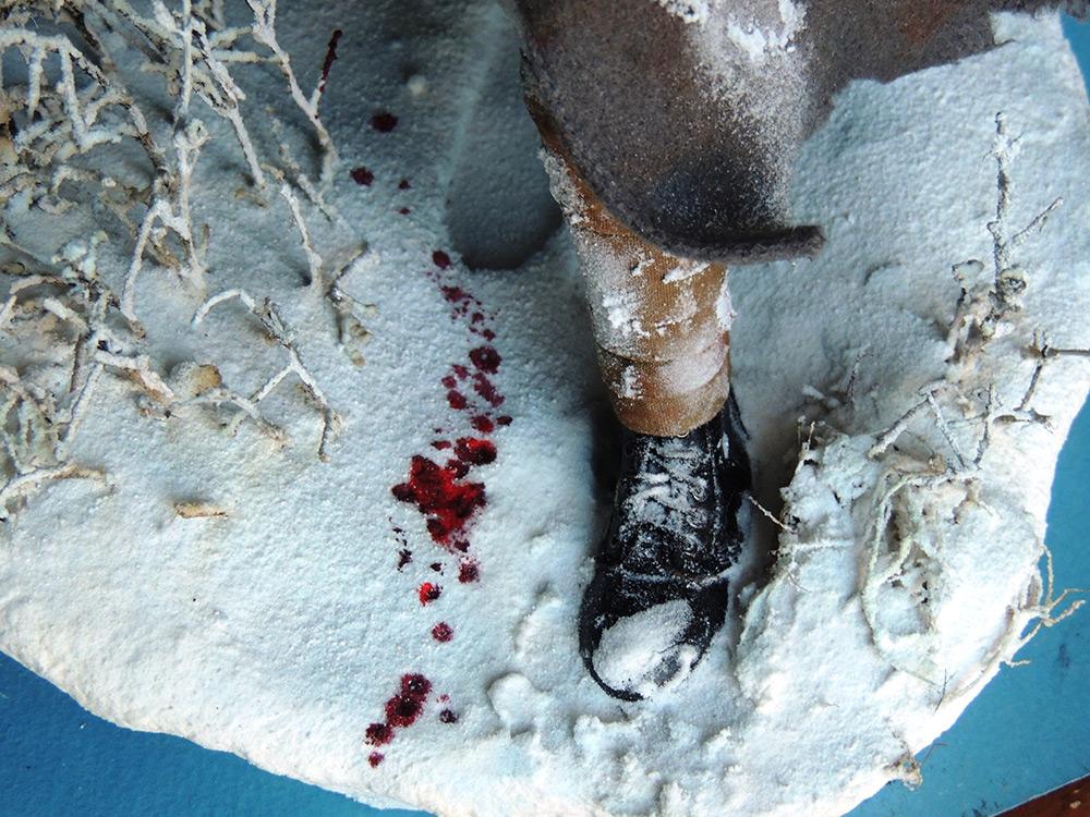 Фигурки: Родной снег, фото #11