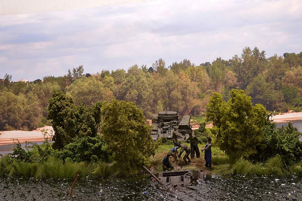 Диорамы и виньетки: Т-34/76 СТЗ. Возрождение героя. Продолжение…, фото #13
