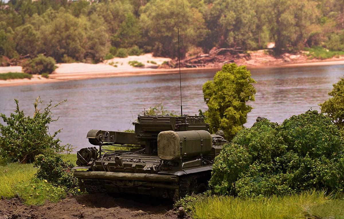 Диорамы и виньетки: Т-34/76 СТЗ. Возрождение героя. Продолжение…, фото #17