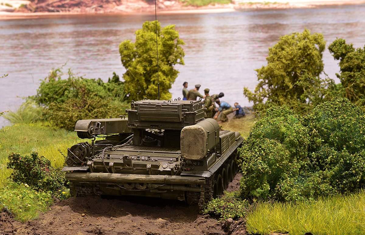 Диорамы и виньетки: Т-34/76 СТЗ. Возрождение героя. Продолжение…, фото #7