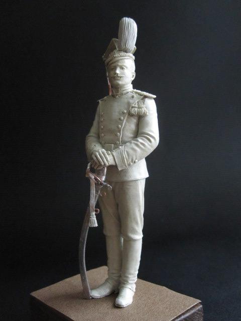 Скульптура: Гвардейский улан, 1900 г., фото #3
