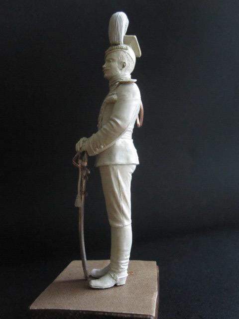 Скульптура: Гвардейский улан, 1900 г., фото #4