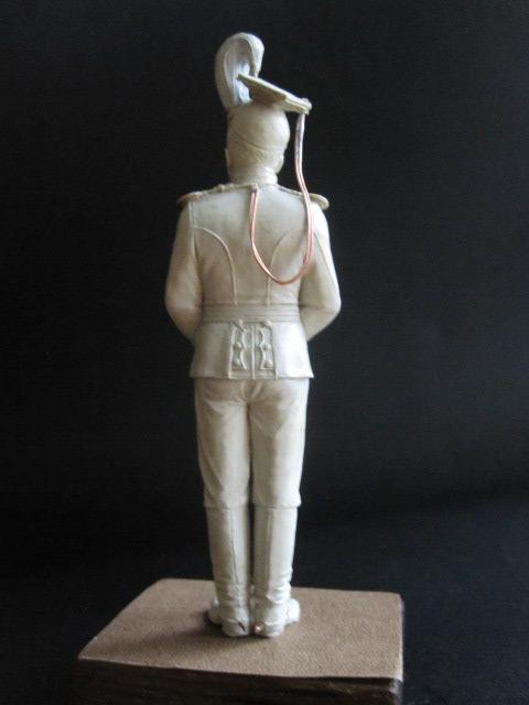 Скульптура: Гвардейский улан, 1900 г., фото #5