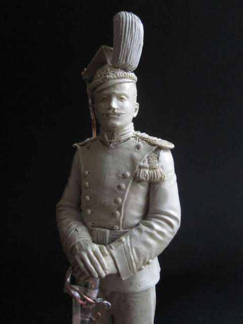 Скульптура: Гвардейский улан, 1900 г., фото #7