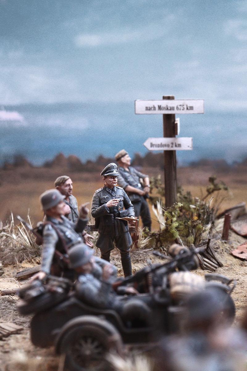 Диорамы и виньетки: 22 июня 1941 г. Без всякого объявления войны..., фото #31