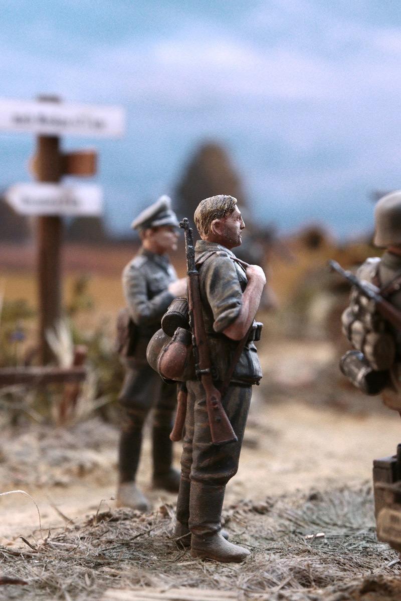 Диорамы и виньетки: 22 июня 1941 г. Без всякого объявления войны..., фото #34