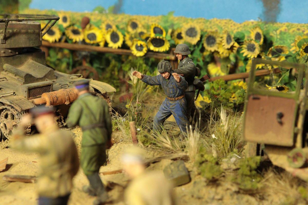 Диорамы и виньетки: 22 июня 1941 г. Без всякого объявления войны..., фото #4