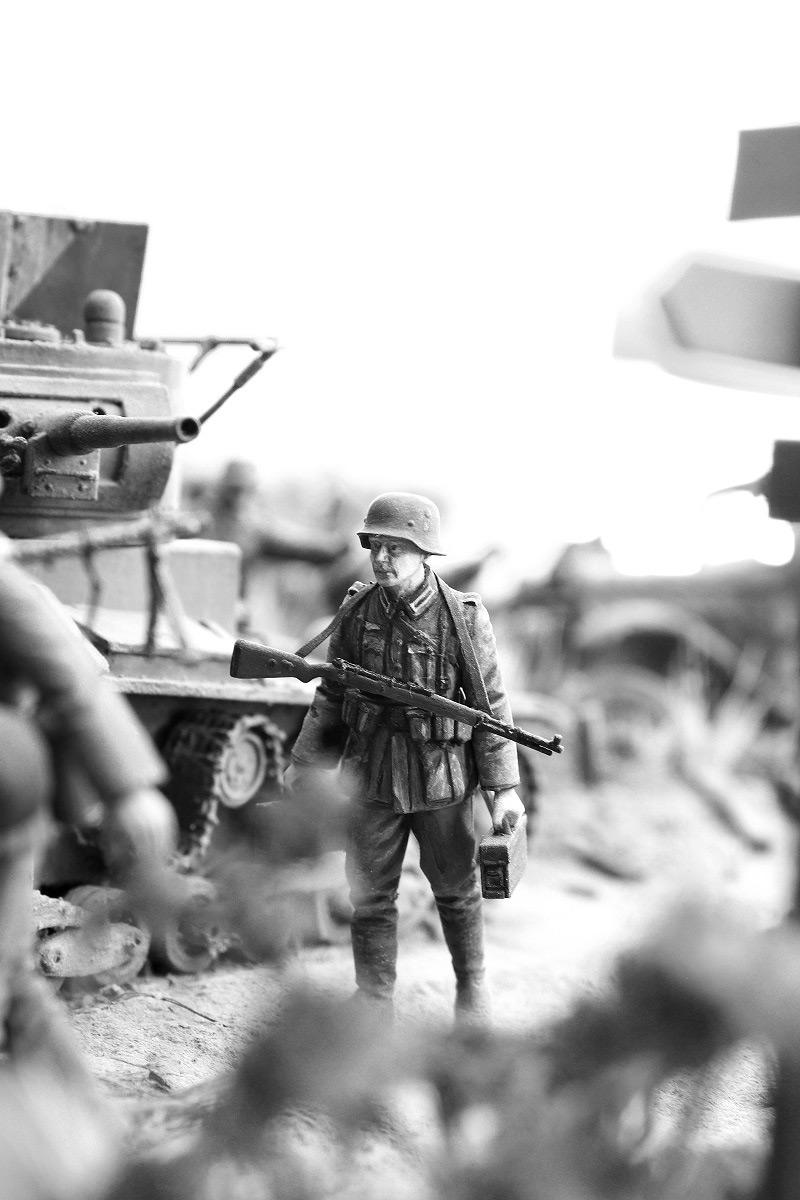 Диорамы и виньетки: 22 июня 1941 г. Без всякого объявления войны..., фото #45