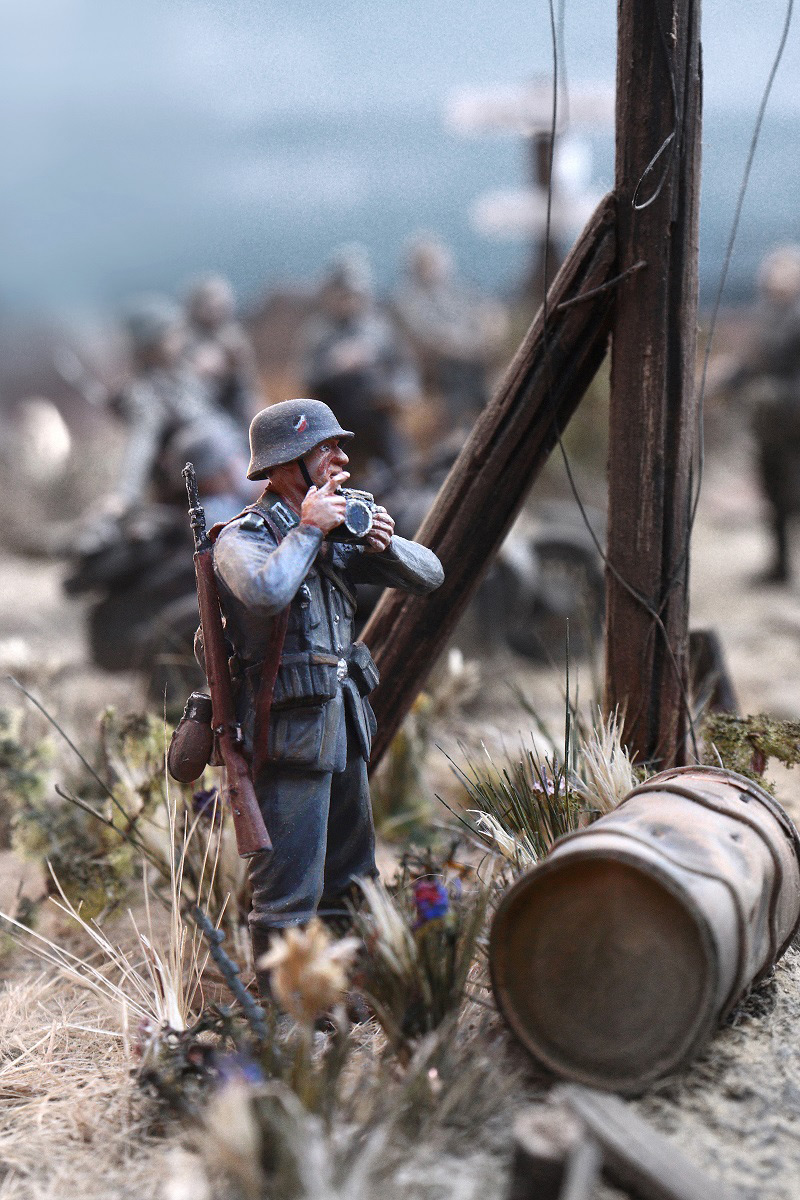 Диорамы и виньетки: 22 июня 1941 г. Без всякого объявления войны..., фото #46