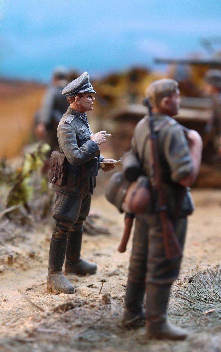 Диорамы и виньетки: 22 июня 1941 г. Без всякого объявления войны..., фото #47