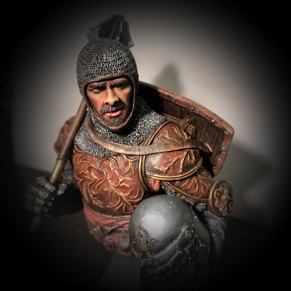 Фигурки:  Английский рыцарь, фото #2