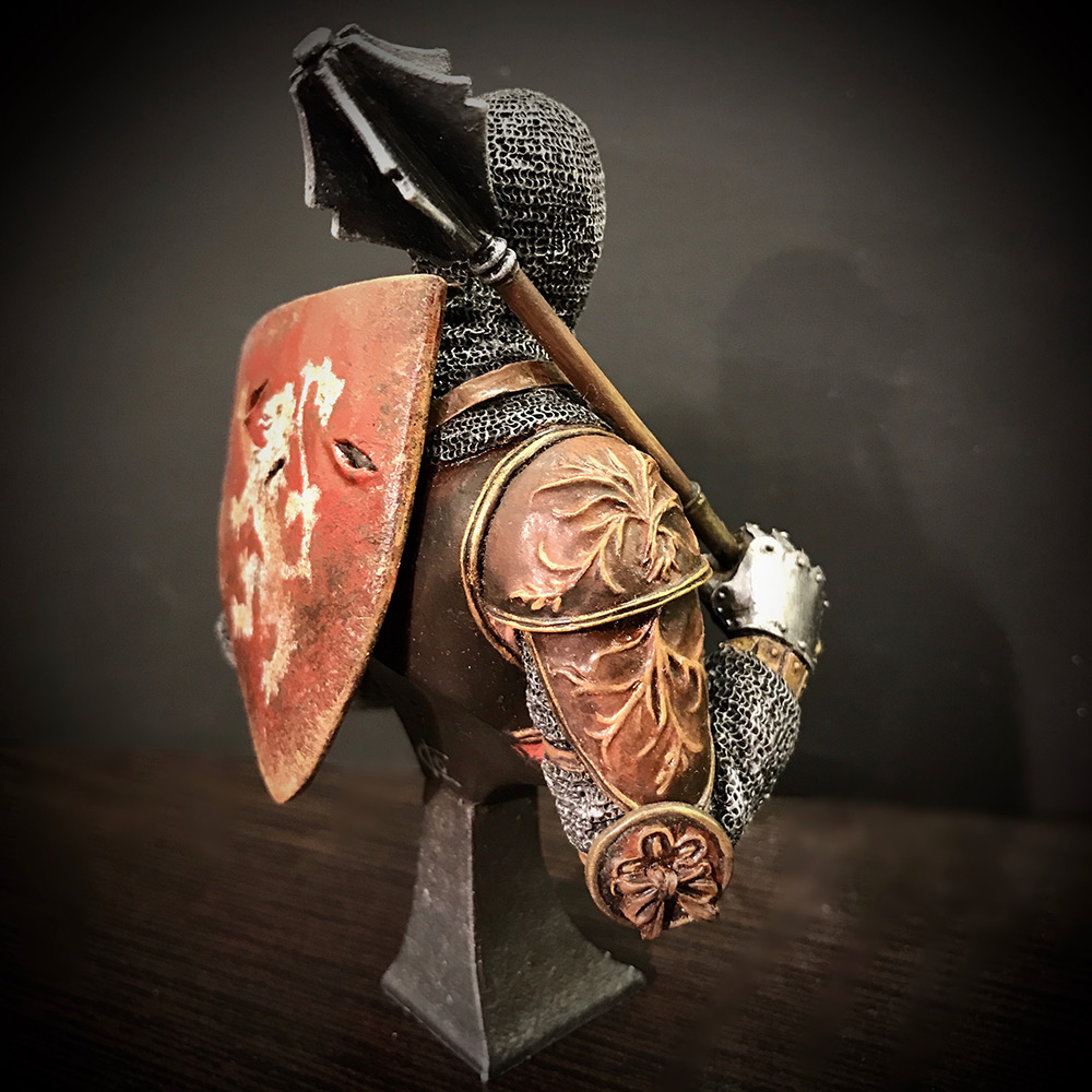 Фигурки:  Английский рыцарь, фото #3