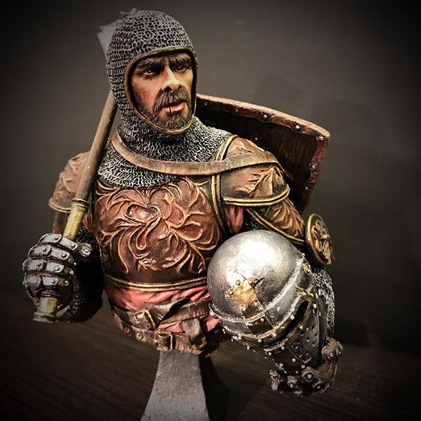 Фигурки:  Английский рыцарь