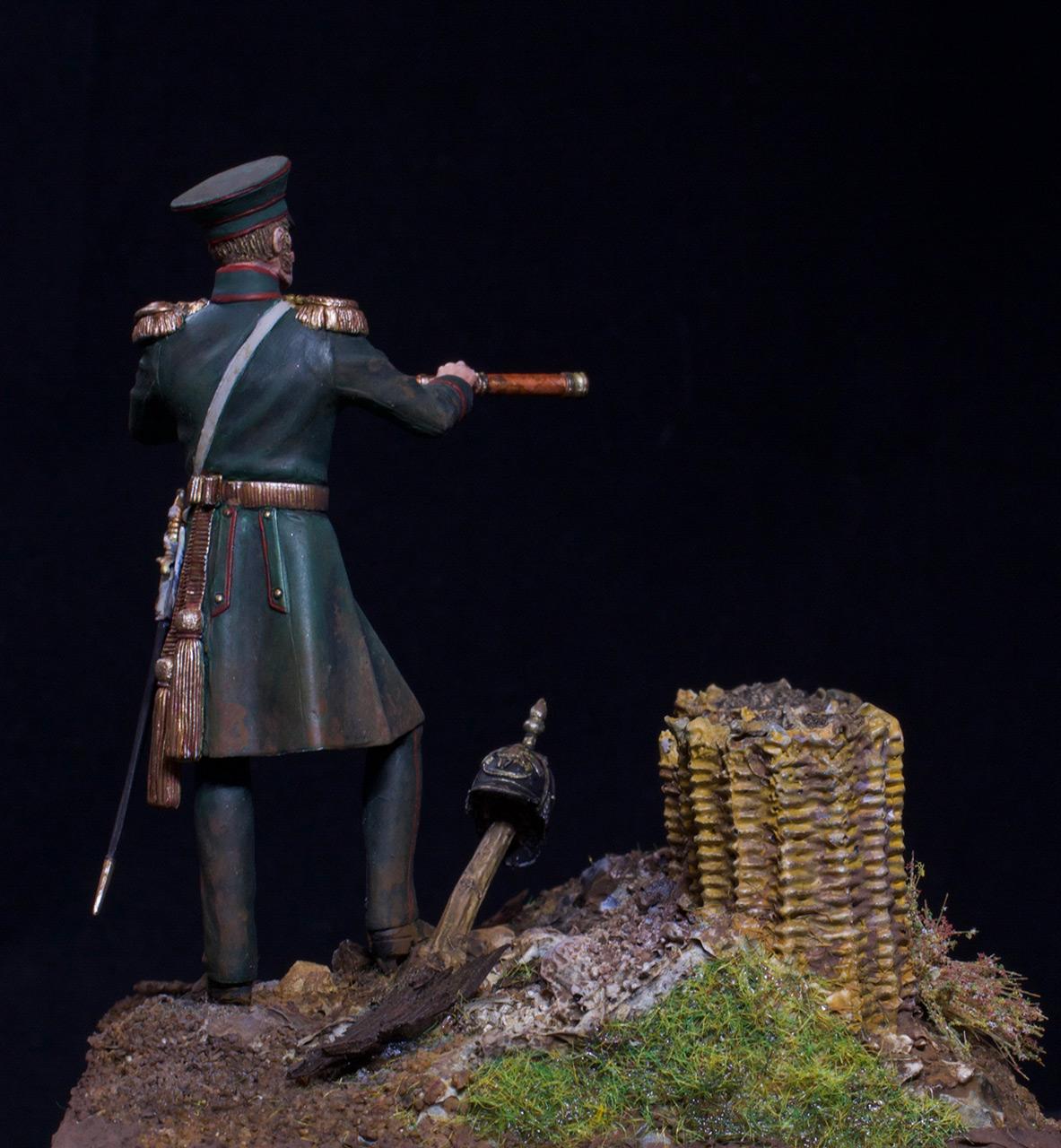 Фигурки: Штабс-капитан 17-го пехотного полка, 1853-56, фото #4