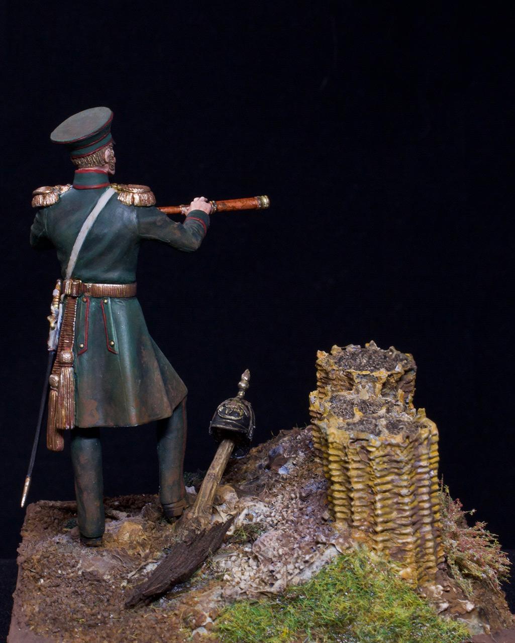 Фигурки: Штабс-капитан 17-го пехотного полка, 1853-56, фото #5