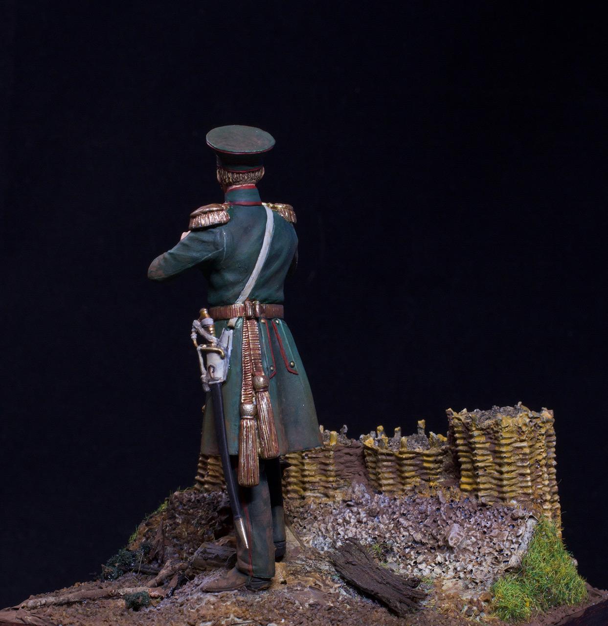 Фигурки: Штабс-капитан 17-го пехотного полка, 1853-56, фото #6