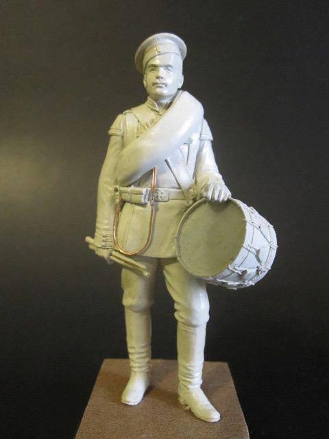 Скульптура: Гвардейский барабанщик 1884г., фото #2
