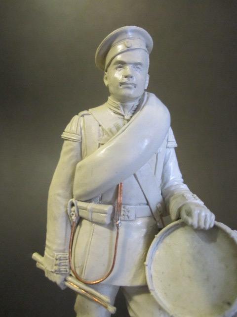Скульптура: Гвардейский барабанщик 1884г., фото #6
