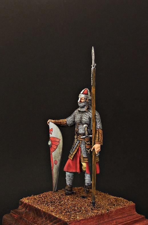 Фигурки: Нормандский рыцарь, 2-я пол. XI в., фото #2