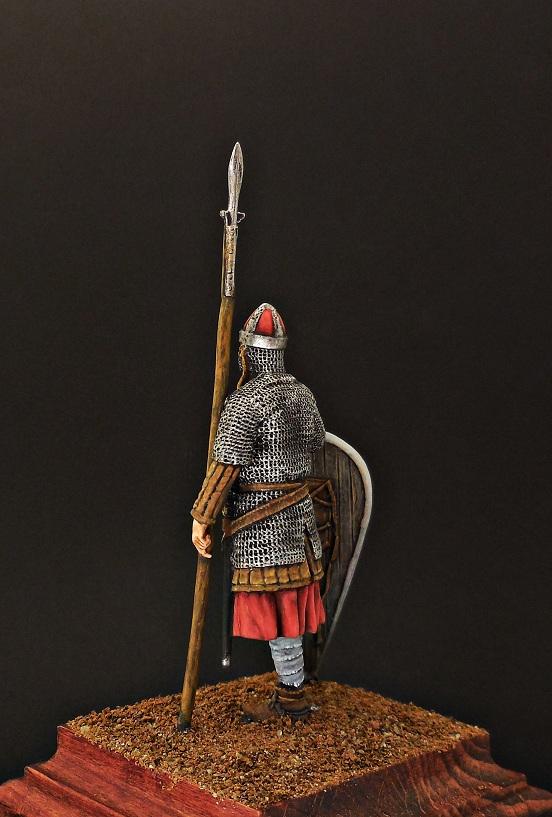 Фигурки: Нормандский рыцарь, 2-я пол. XI в., фото #3