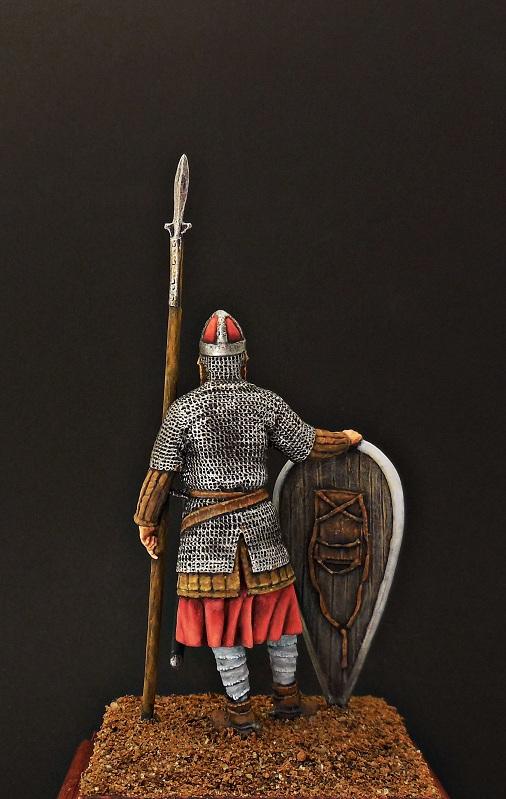 Фигурки: Нормандский рыцарь, 2-я пол. XI в., фото #4
