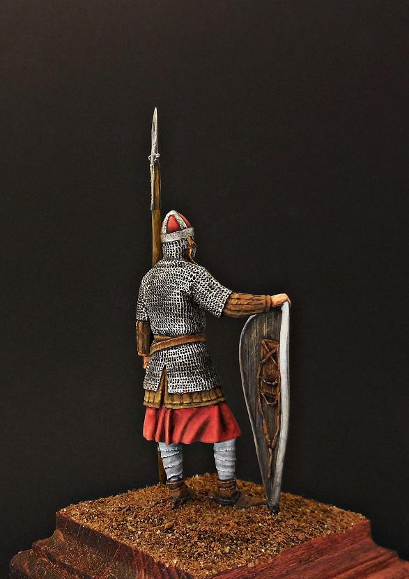 Фигурки: Нормандский рыцарь, 2-я пол. XI в., фото #5