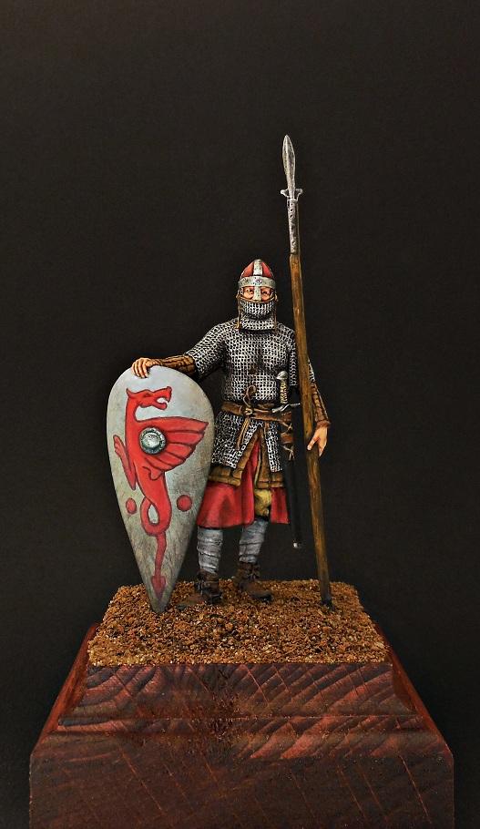 Фигурки: Нормандский рыцарь, 2-я пол. XI в., фото #7