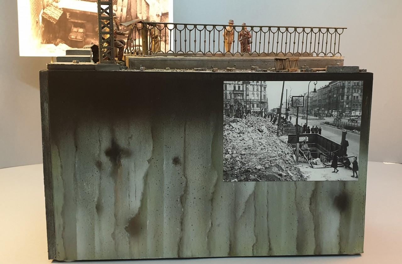Диорамы и виньетки: Берлин, Александерплатц, май 1945, фото #14
