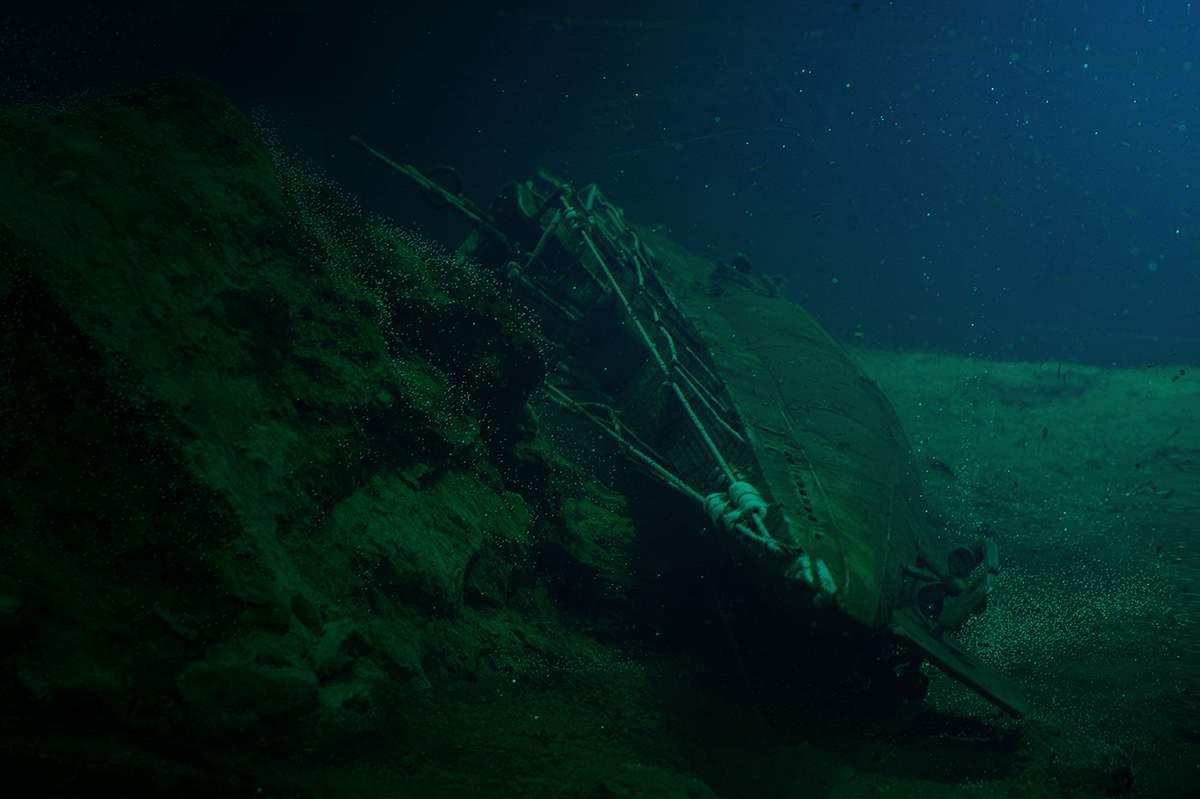 Диорамы и виньетки: U-boot Type IIB. Подводная война…, фото #10