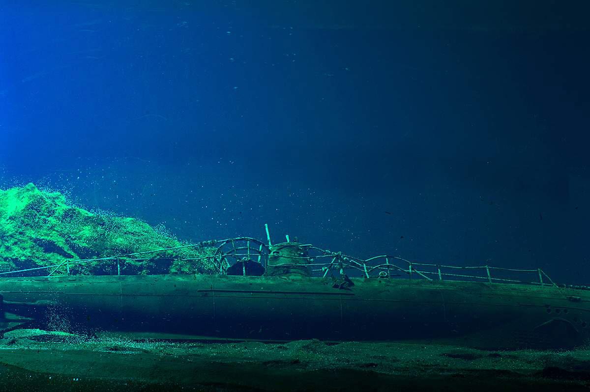 Диорамы и виньетки: U-boot Type IIB. Подводная война…, фото #11