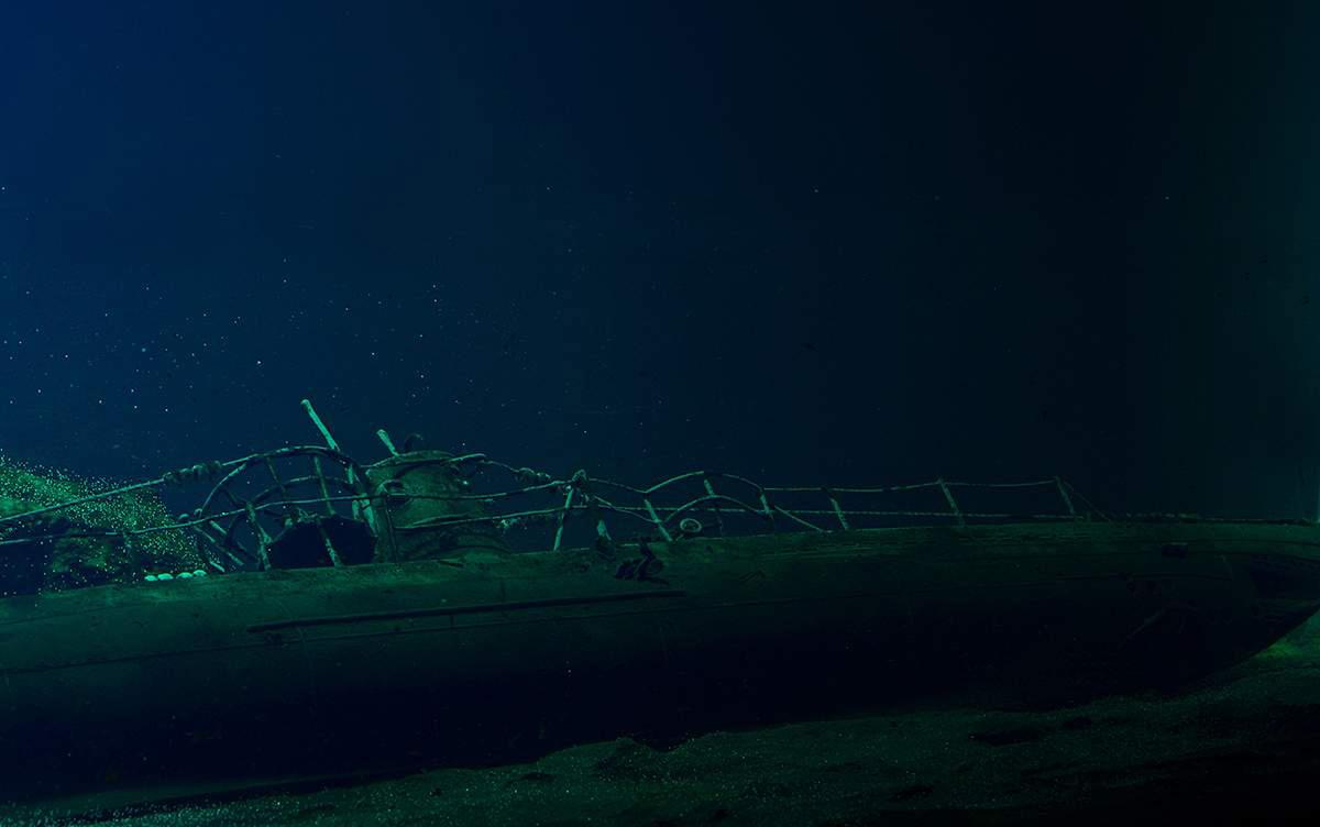 Диорамы и виньетки: U-boot Type IIB. Подводная война…, фото #12